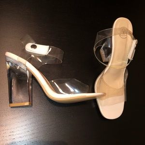 Clear Missguided Heels